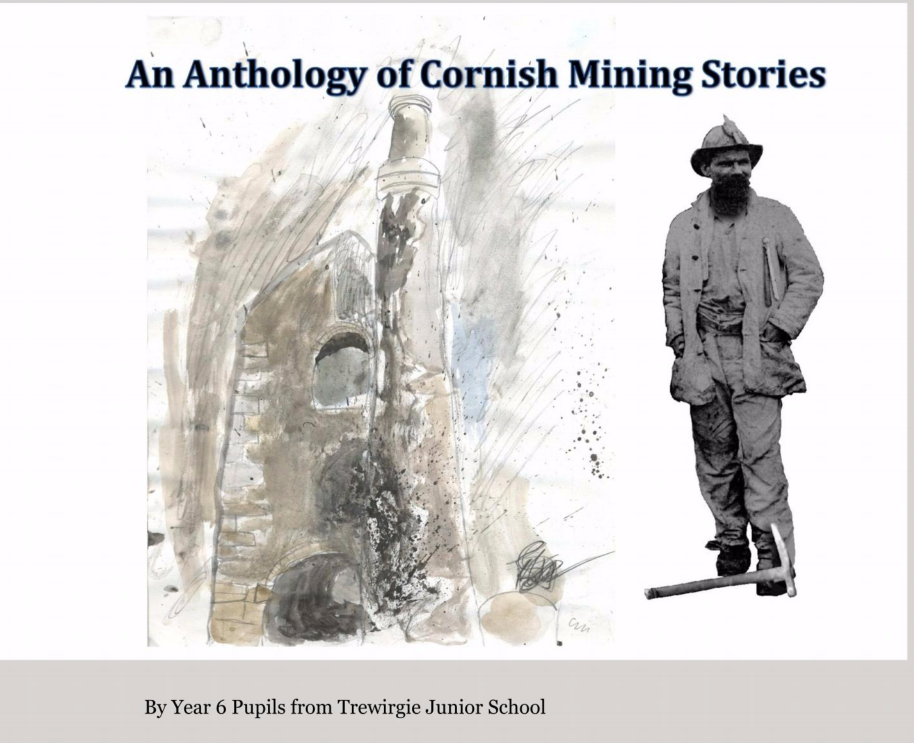 Anthology of mining front cover