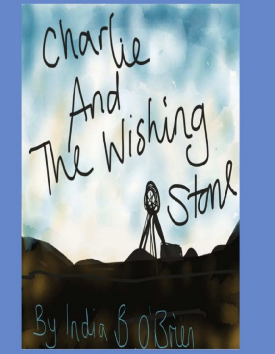 Charlie and the Wishing Stone Front page