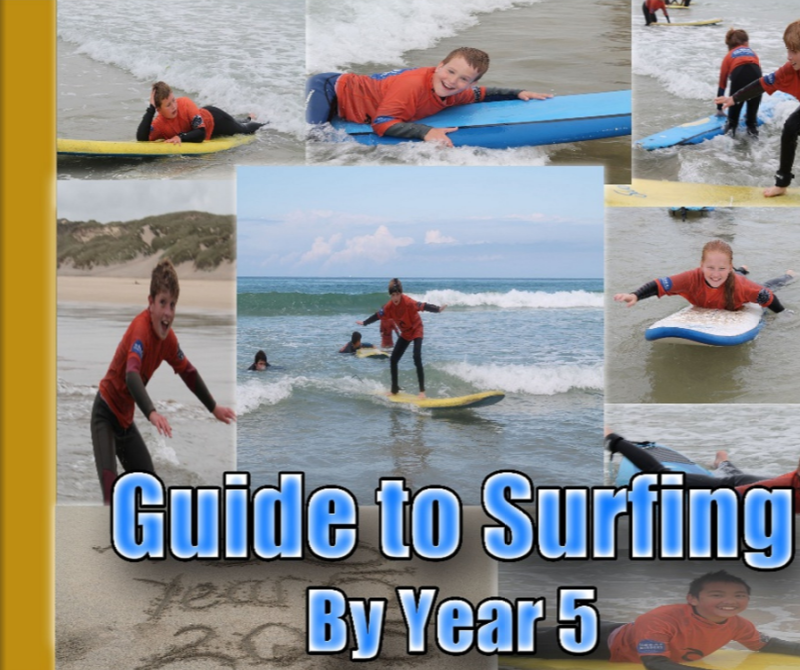 Guide to surfing front page