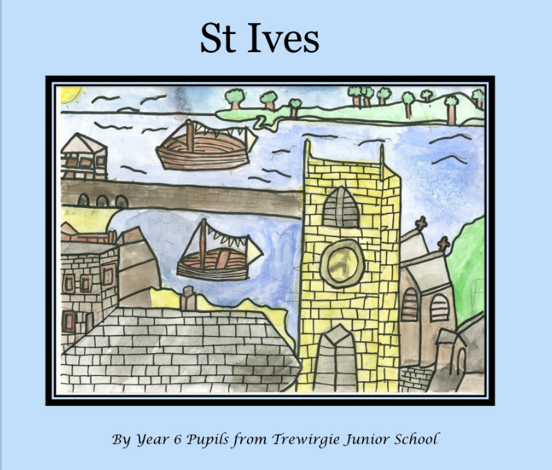 St Ives front cover